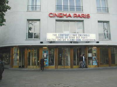 Cinema Paris Berlin