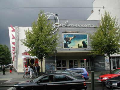 Colosseum Kino Berlin Schönhauser Allee