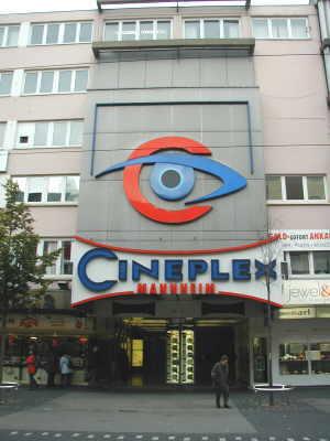 Gutschein cineplex mannheim