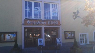 Griesbräu Kino Murnau