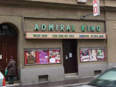 Wien Admiral Kino