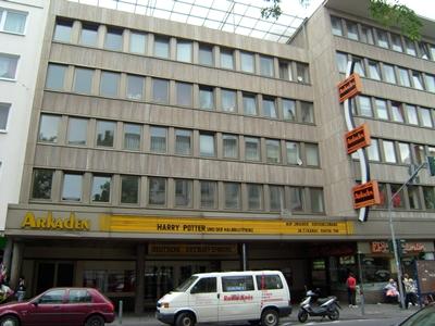 Kino Arkaden Wiesbaden